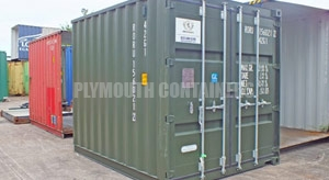 Plymouth 10ft Container Sales