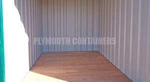 12ft Custom Container