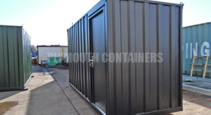 12ft Custom Office Container