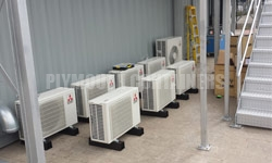Container Air Conditioning Options