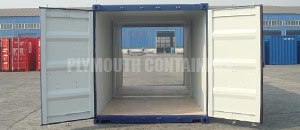 Tunnel Specialised Container Plymouth
