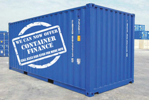 Plymouth Container Sales Finance
